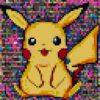 Pikachu pixel art